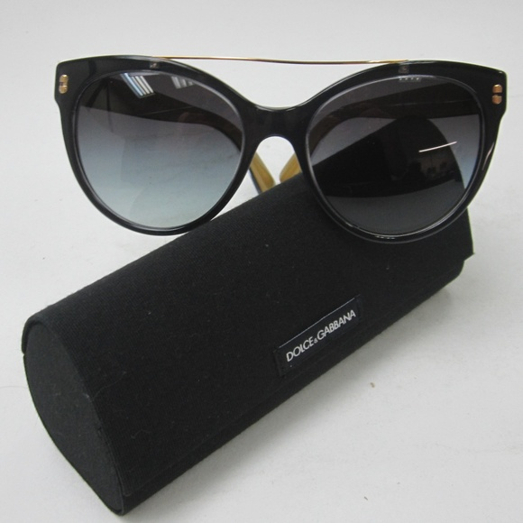 6c4e14ef4ab0 Dolce   Gabbana Accessories - Dolce Gabbana DG 4280 2955 8G Sunglasses  OLG843